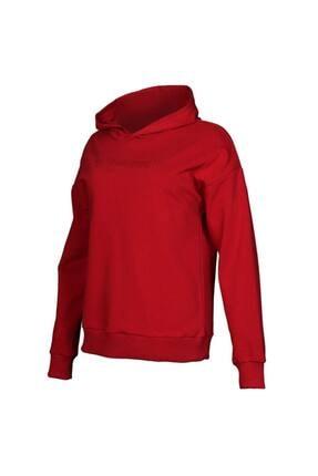 HUMMEL Kadın Kırmızı Damı Hoodıe