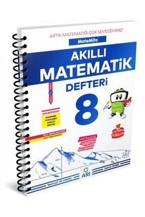 Arı Yayıncılık 8. Sınıf LGS Matemito Akıllı Matematik Defteri