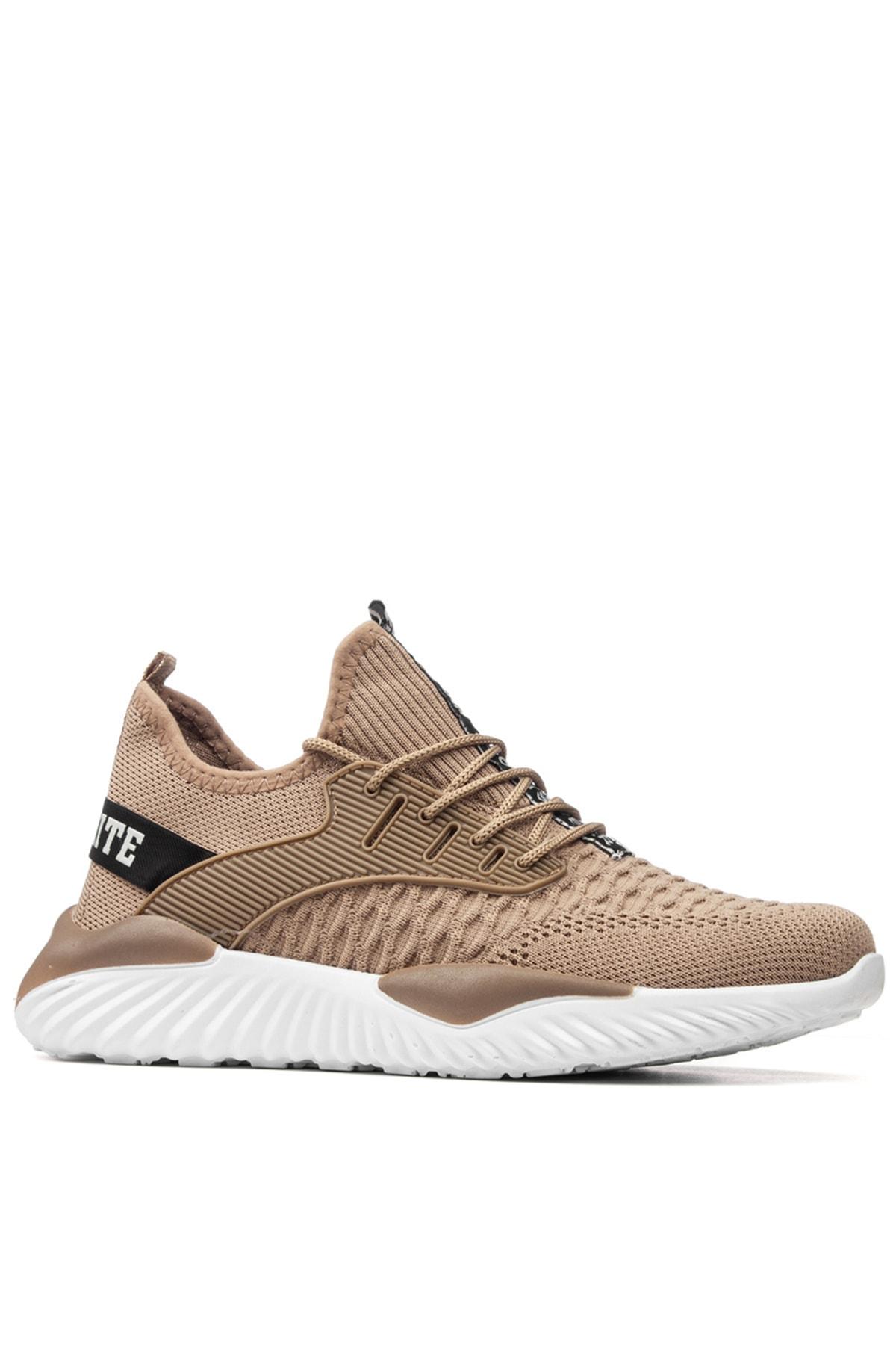 ICELAKE Unisex Triko Sneaker Ayakkabı 085044-01 1