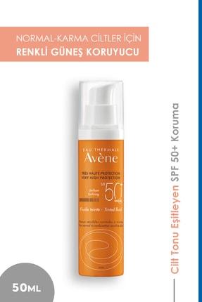 Avene Sun Fluide Teinte Spf50 50 ml 3282770112689