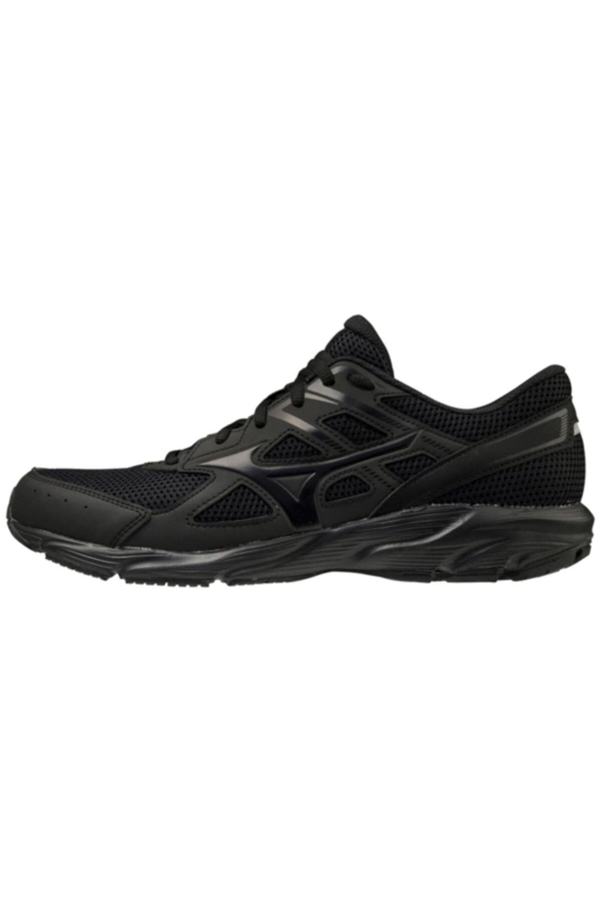 MIZUNO Erkek Siyah Koşu Ayakkabısı 1