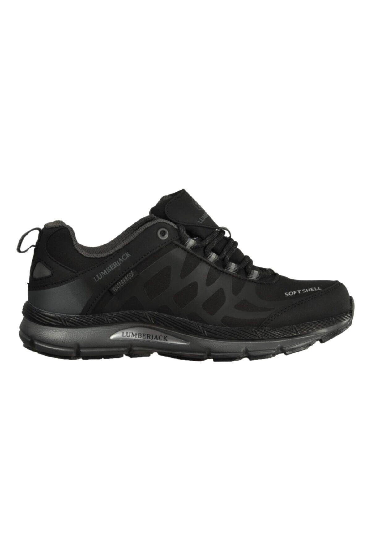 lumberjack Kadın Siyah Ursa Waterproof Outdoor Ayakkabı 1