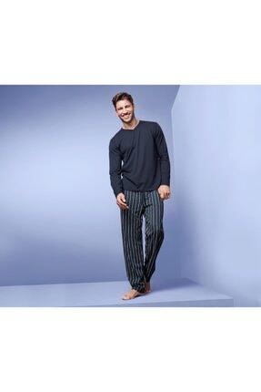 Tchibo Lacivert Pijama Takımı