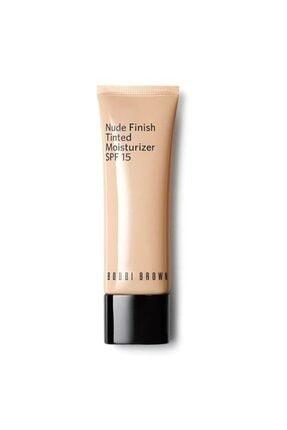 BOBBI BROWN Nude Finish Tinted Moisturizer SPF 15 - Porcelain Tint 716170167596