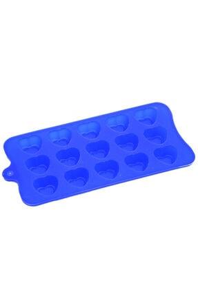 Hiper Kalpli Buz Kalıbı Mavi