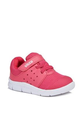 Vicco Mario Kız Ilk Adım Fuşya Günlük Ayakkabı