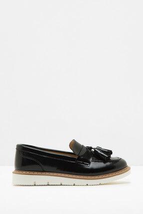 Koton Kadın Siyah Ayakkabı 7KAL21004AA