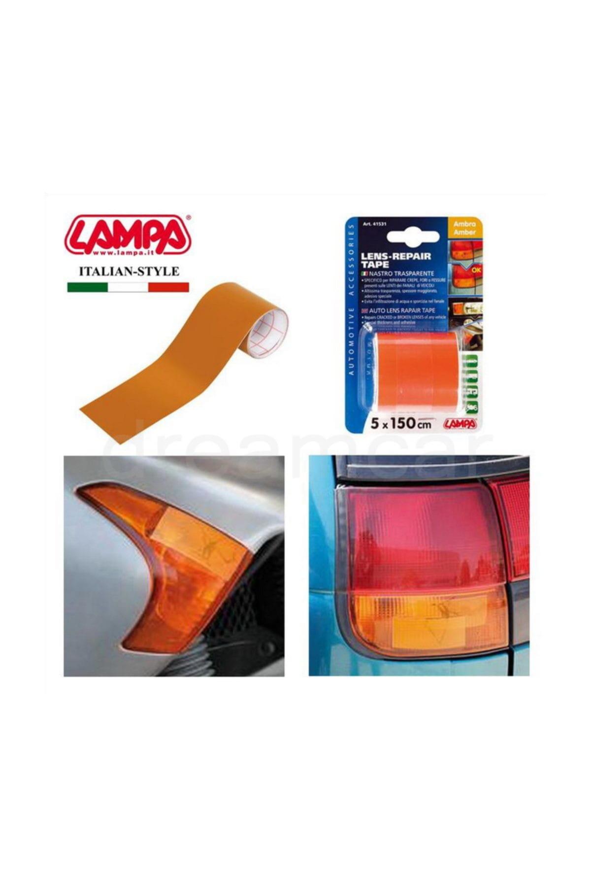 Lampa Sinyal, Stop Tamir Edici Transpan Bant 5x150cm 41531 1