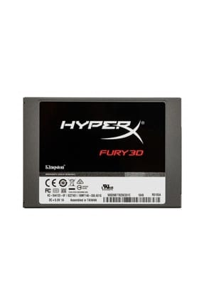Kingston 240GB HyperX Fury Sata 3 SSD Disk KC-S44240-6F