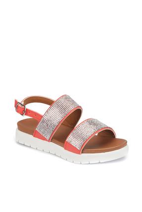 Polaris 81.510035.P Mercan Kız Çocuk Sandalet 100305029