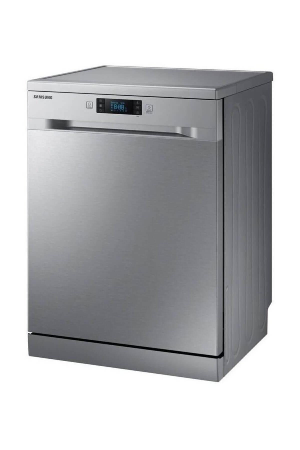 Samsung DW60M5052FS/TR 5 Programlı Inox Bulaşık Makinesi 1