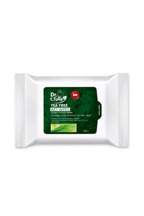 Farmasi DR. C. TUNA Çay Ağacı Yağı Temizleme Mendili 20 Adet 8690131107741