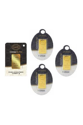 Harem Altın 8 gr IAR Gram Külçe Altın HRM3024