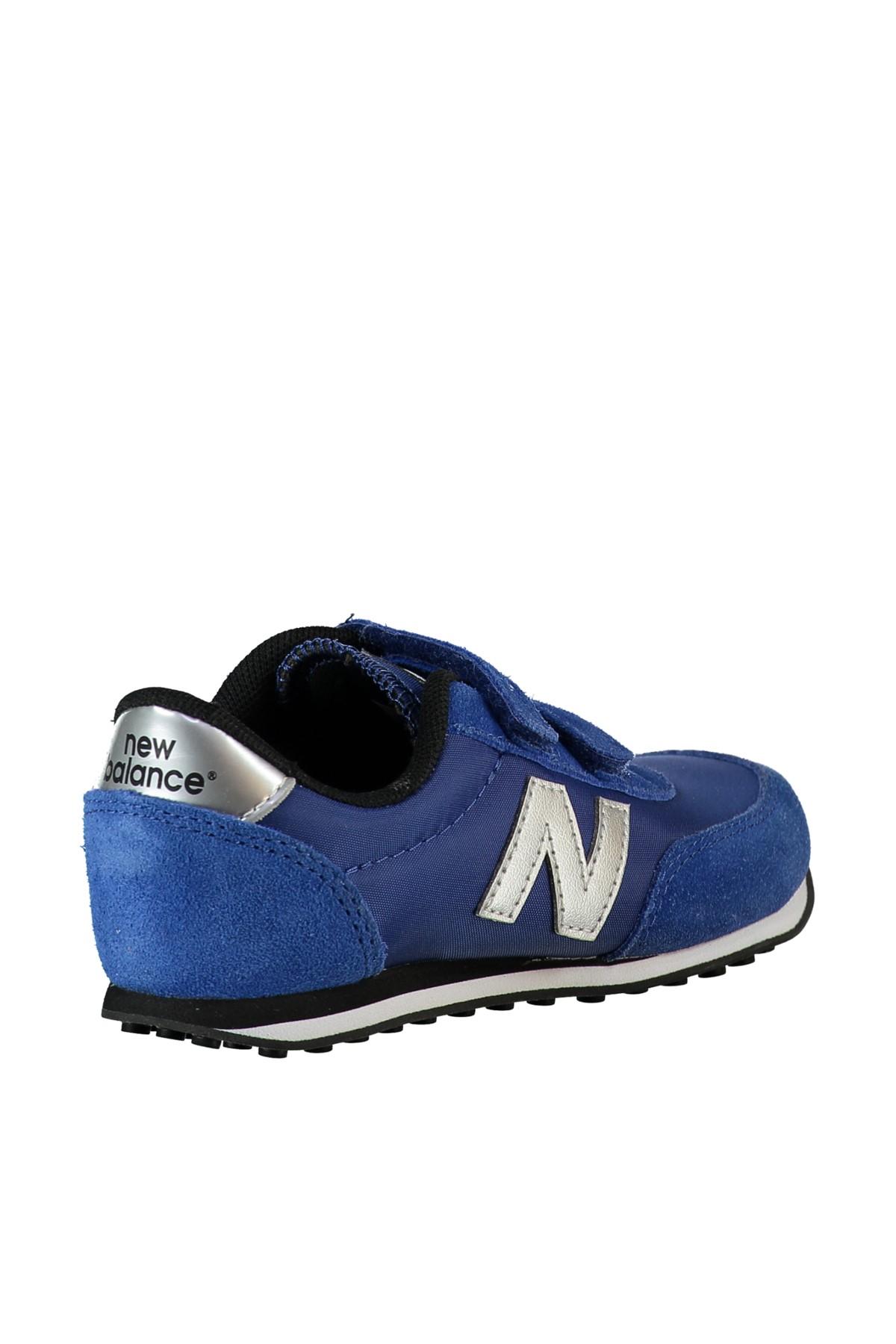 New Balance Mavi Gri Kız Çocuk Ayakkabı KE410BUY 2