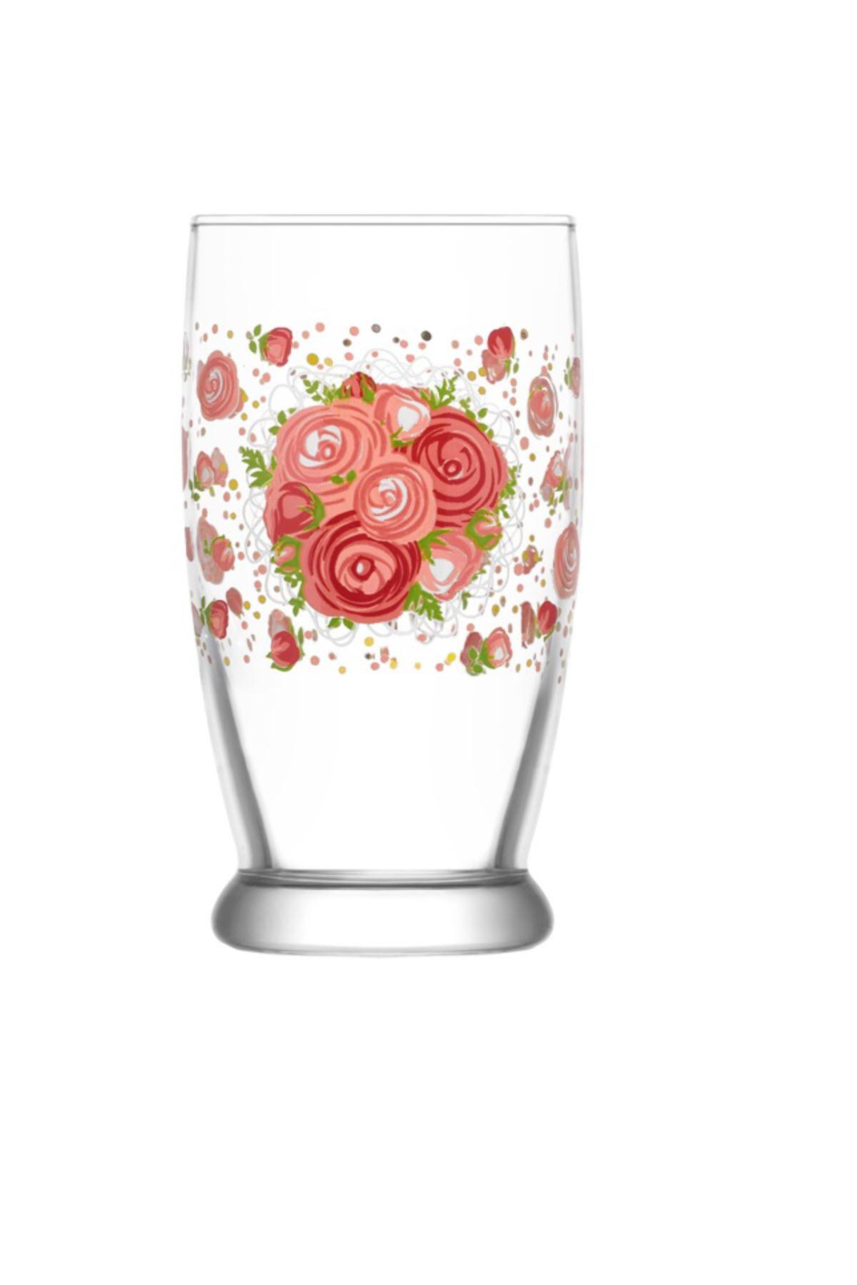 LAV Elçin 3 Parça Kahve Yanı Su Bardağı 1