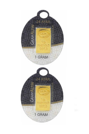 Harem Altın 2 gr IAR Gram Külçe Altın HRM3018