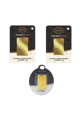 Harem Altın 16 gr IAR Gram Külçe Altın HRM3025