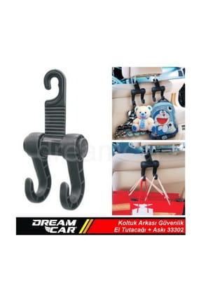 Dreamcar Koltuk Arkası Güvenlik El Tutacağı+Askı 33302