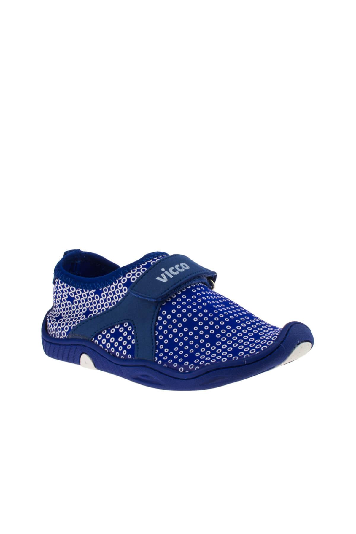 Vicco Saks Mavi Çocuk Ayakkabı 211 224.18Y657F 1