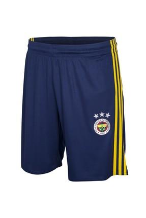 Fenerbahçe adidas Fb 16 Home Sh Rep J Lacivert Sarı Unisex Çocuk Şort 100402707