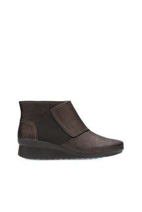CLARKS Bronz Kadın Caddell Rush Ayakkabı 261293764