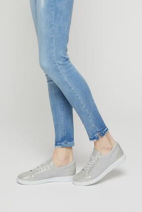 Kinetix Cape Gümüş Kadın Sneaker