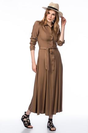Pitti Kadın Sütlü Kahve Elbise 50994