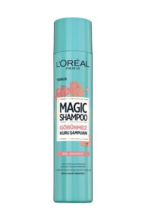 L'Oreal Paris Görünmez Kuru Şampuan - Magic Shampoo 200 ml Gül Bahçesi 3600523606610