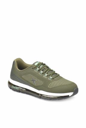 Kinetix SILVANA Haki Yeşil Siyah Erkek Fitness Ayakkabısı 100299553