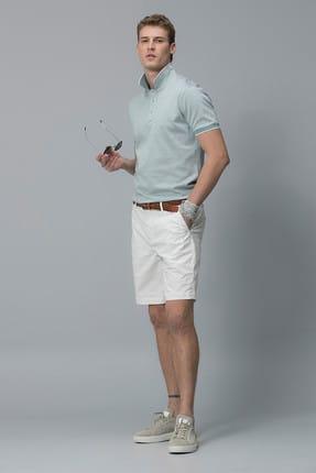 Lufian Egina Klasik Polo Nane Yeşili 111040025100670