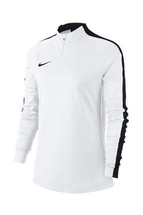 Nike Kadın Sweatshirt - W Nk Dry Acdmy18 Drıl Top Ls - 893710-100