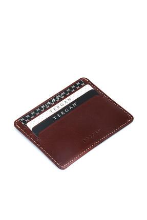 Tergan Hakiki Deri Taba Unisex Kredi Kartlık S1KK00001050