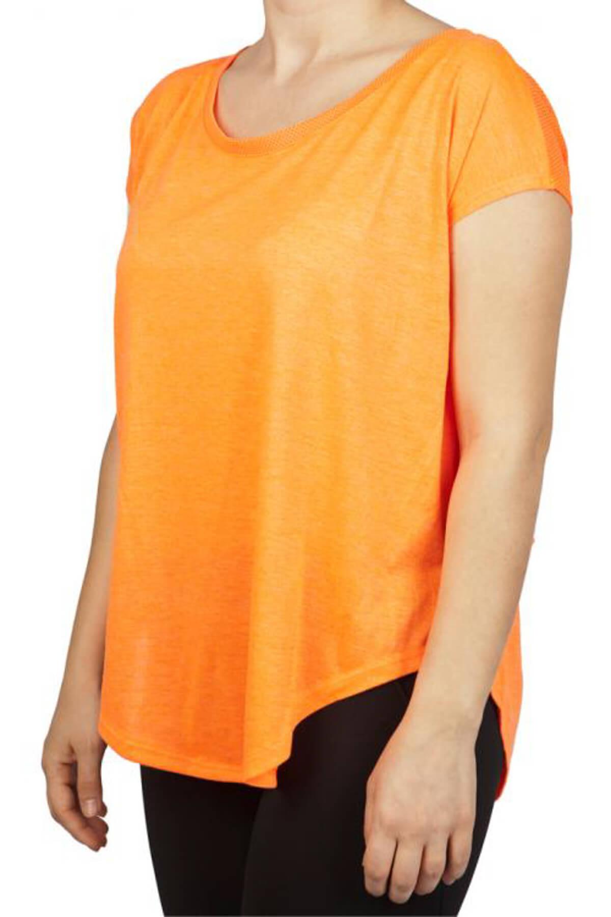 Exuma Kadın T-Shirt - Spor T-Shirt - 362203 1
