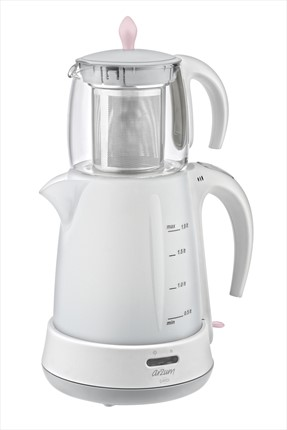 Arzum Çaycı Çay Robotu Pembe 1650W AR3002