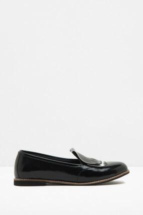 Koton Kadın Siyah Ayakkabı 7KAL21100AA