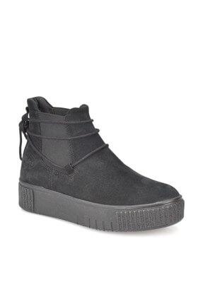 Dockers By Gerli 225487 Siyah Kadın Deri Sneaker Ayakkabı 100329261