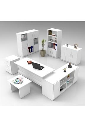 Yurudesign Vario Abcdefg2 Ofis Masa Makam Takımı 3 Renk