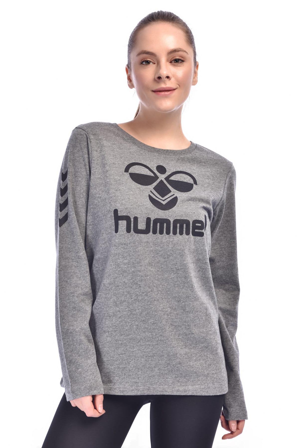 HUMMEL Kadın Sweatshirt Hmlalfirya T-Shirt L/S 1