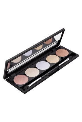 Catherine Arley 5?li Göz Farı Paleti - Palette Eyeshadow 5 Colors 05 8691167523352