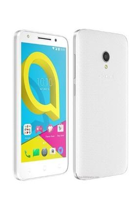 Alcatel U5 8 GB HD 5074D BEYAZ CEP TELEFONU (GENPA GARANTİLİ)