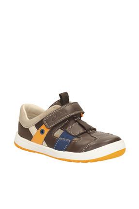 CLARKS Hakiki Deri Kahverengi Çocuk Ayakkabı 261147507