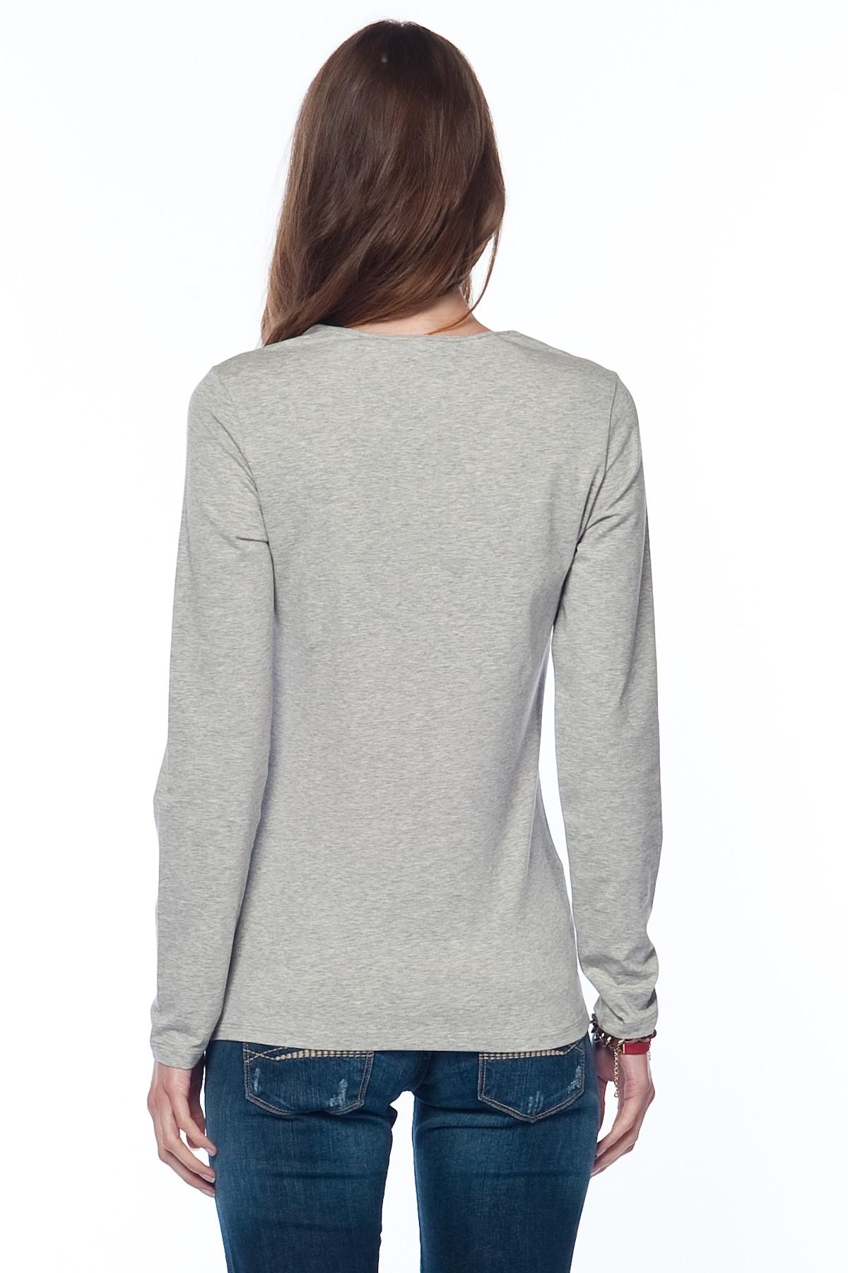 Tommy Hilfiger Gri Kadın Sweatshirt 1M87603734-002 2