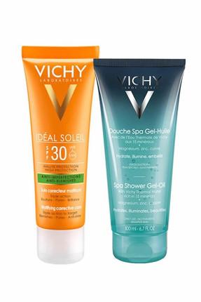 Vichy Ideal Soleil Anti-Blemish Care Spf30 50 ml 8690595803487