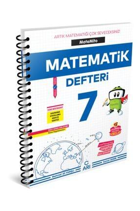 Arı Yayınları Akıllı Matematik Defteri 7. Sınıf