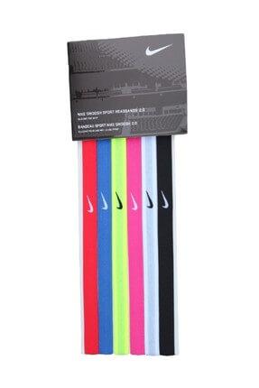 Nike Kadın Saç Bandı - Swoosh Sport Saç Bandı Osfm N.JN.E0.951.OS