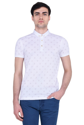 Lufian Polo Yaka T-Shirt-LF17SMKW11046
