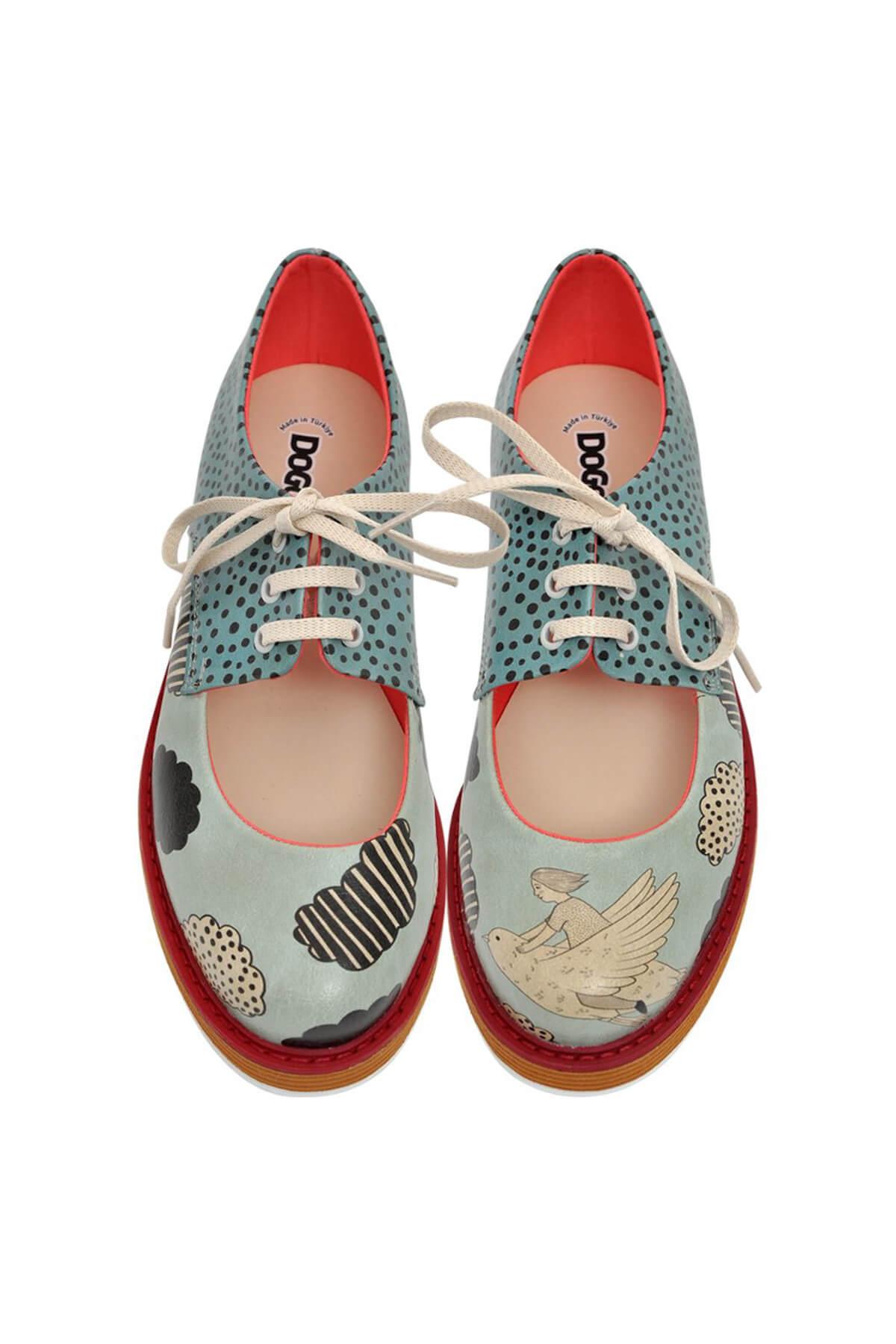 Dogo Çok Renkli Kadın Ayakkabı DGPNC017-401 1