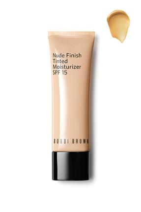 BOBBI BROWN Fondöten - Nude Finish Tinted Moisturizer Spf 15 Extra Light 50 ml 716170167572