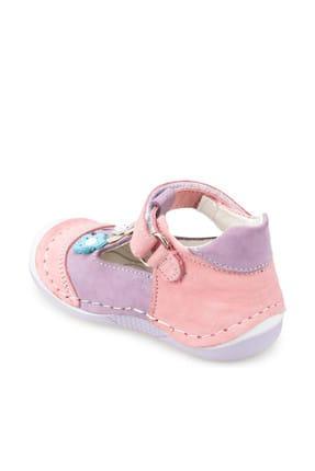 Polaris 91.511392.i Lila Kız Çocuk Deri Ayakkabı 100369236