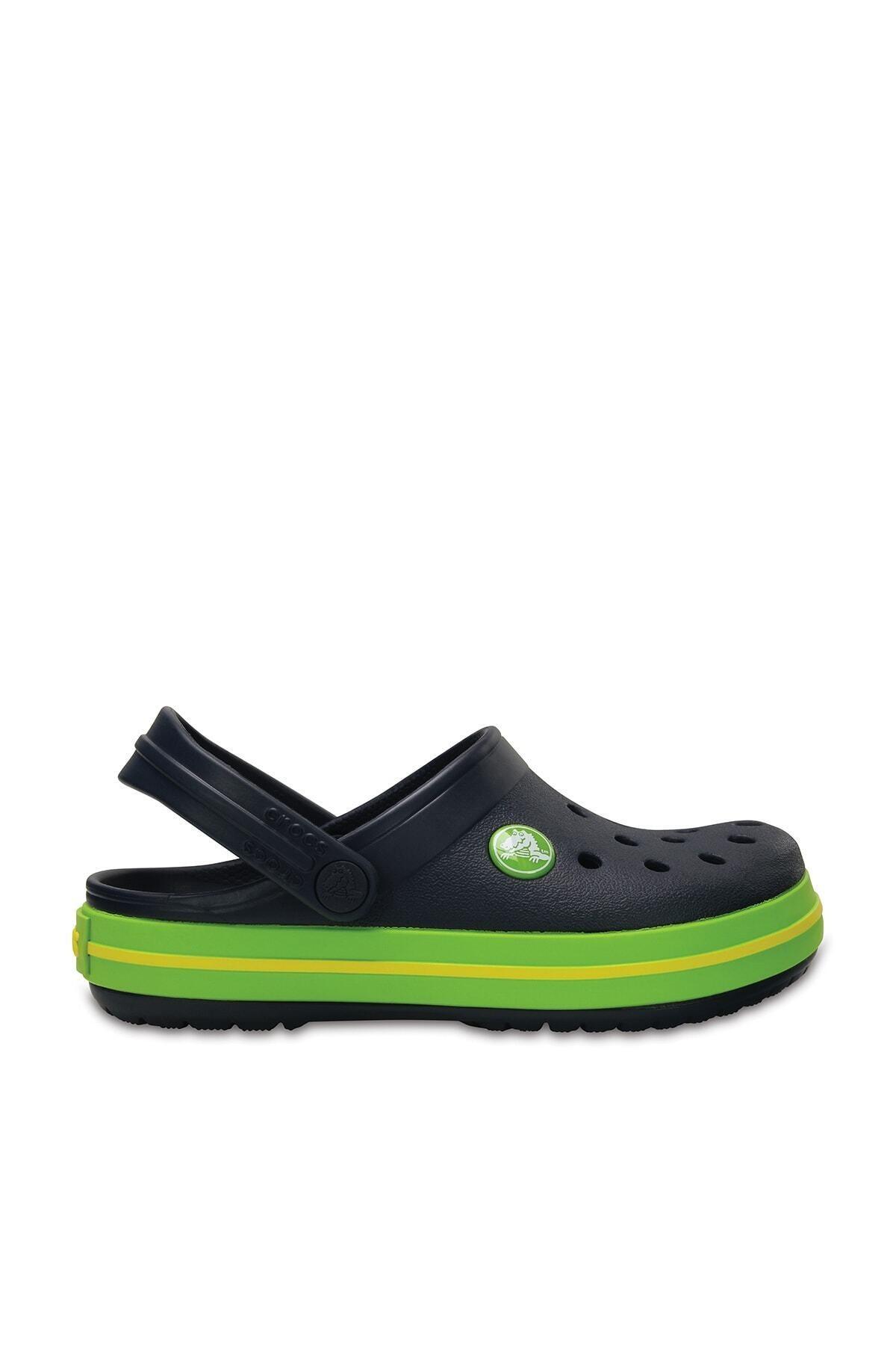 Crocs Kids CROCBAND KIDS Lacivert Unisex Çocuk Terlik 100528610 1
